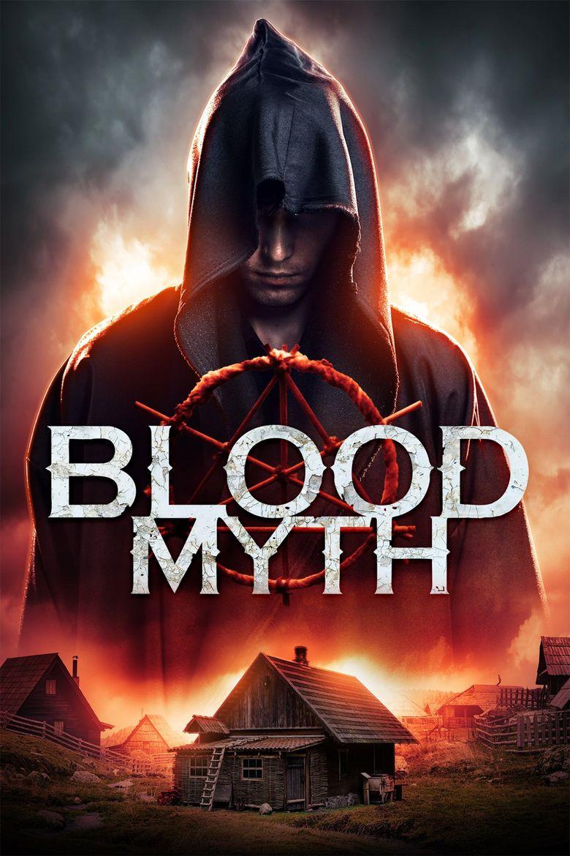 Blood Myth Poster