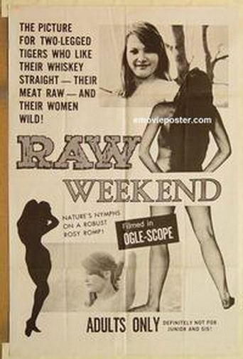 Raw Weekend Poster