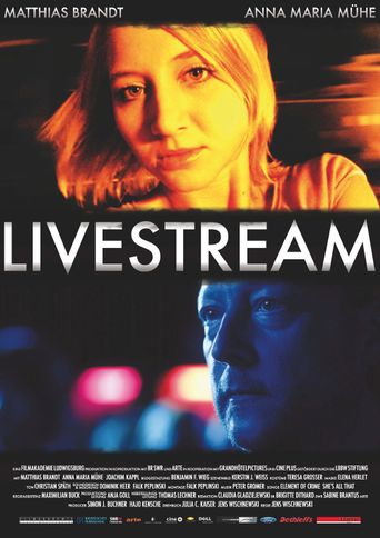 Live Stream Poster