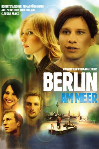 Berlin am Meer Poster