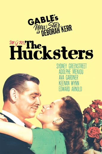 Watch The Hucksters