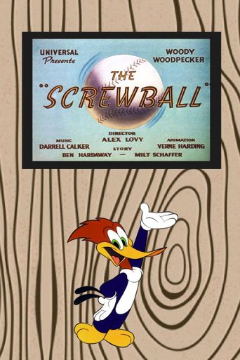 The Screwball Poster