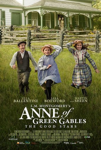 L.M. Montgomery's Anne of Green Gables: The Good Stars Poster