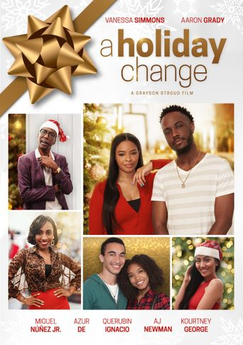 A Holiday Change Poster