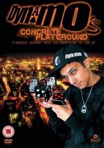 Dynamo's Concrete Playground Poster