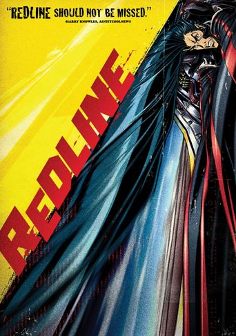 Watch Redline
