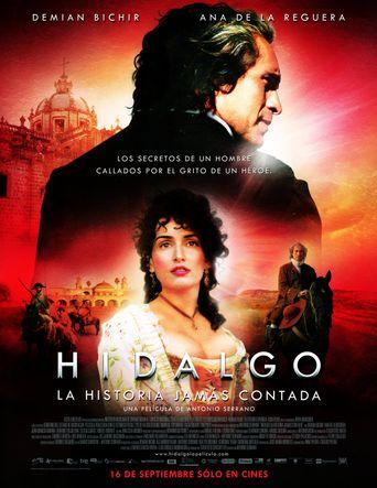 Hidalgo la historia jamás contada Poster