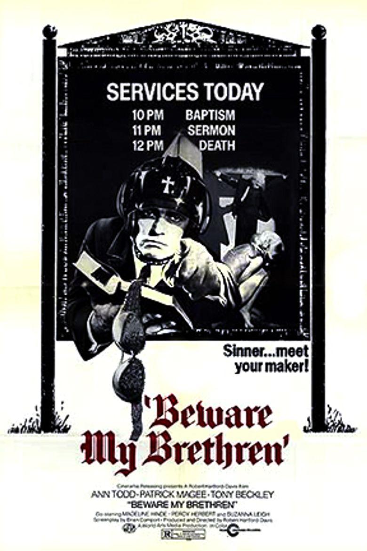 Beware My Brethren Poster