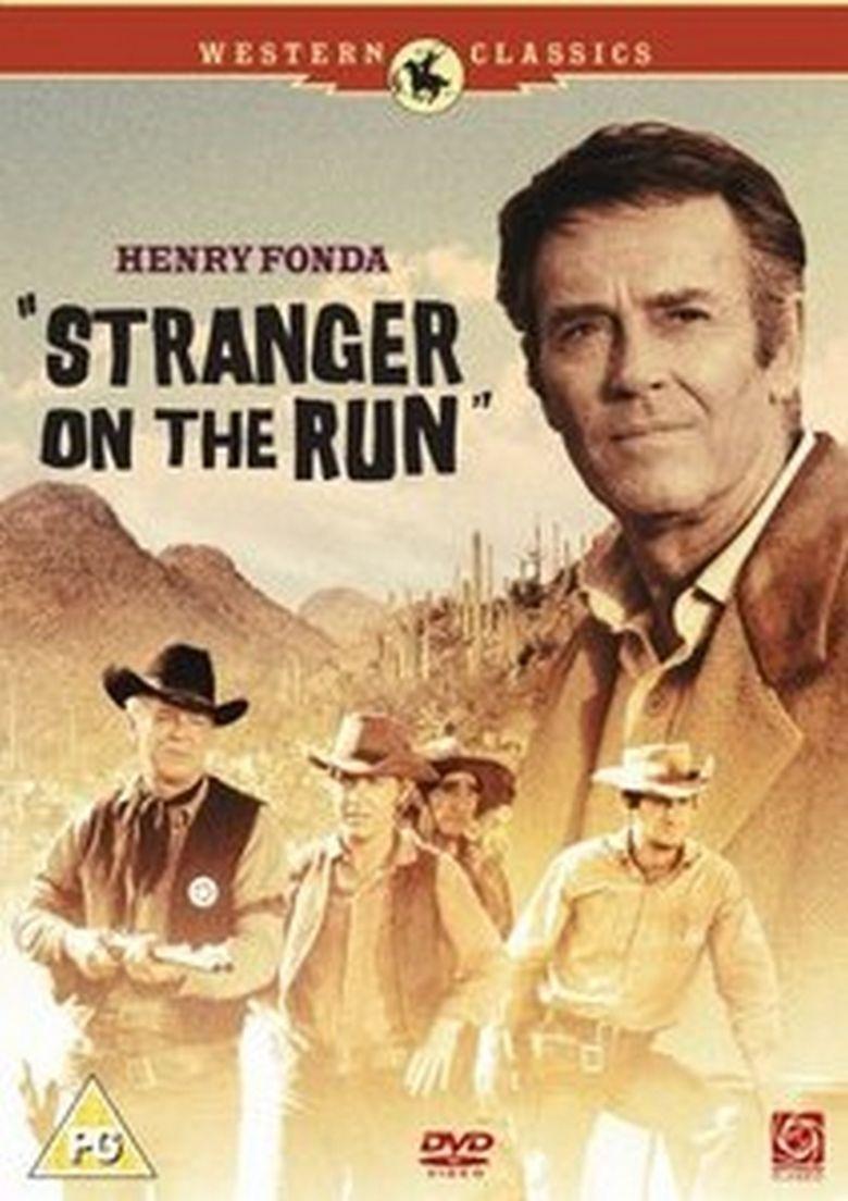 Stranger on the Run Poster