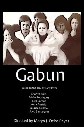 Gabun Poster