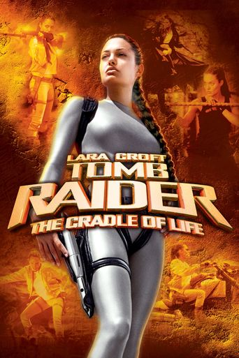 Lara Croft: Tomb Raider – The Cradle of Life Poster