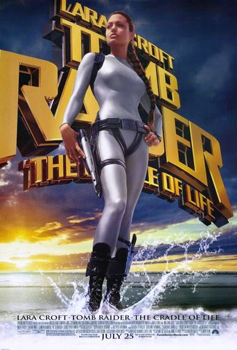 Lara Croft: Tomb Raider - The Cradle of Life Poster