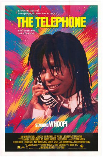 The Telephone Poster