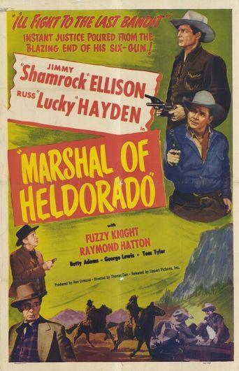 Marshal of Heldorado Poster