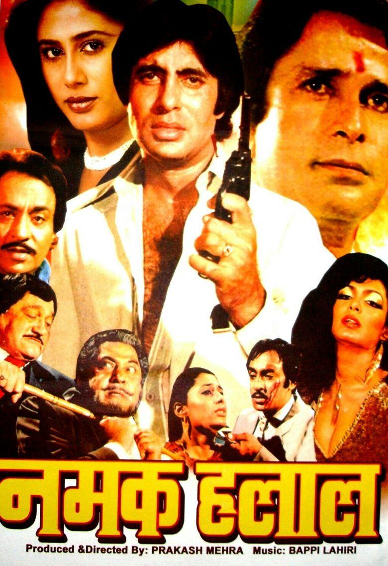 Namak Halaal Poster