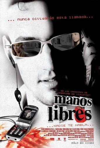 Manos Libres Poster