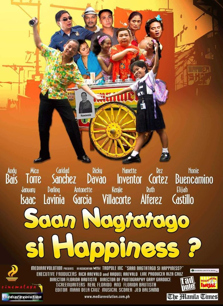 Where is Happiness Hiding? Poster
