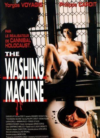 The Washing Machine Poster