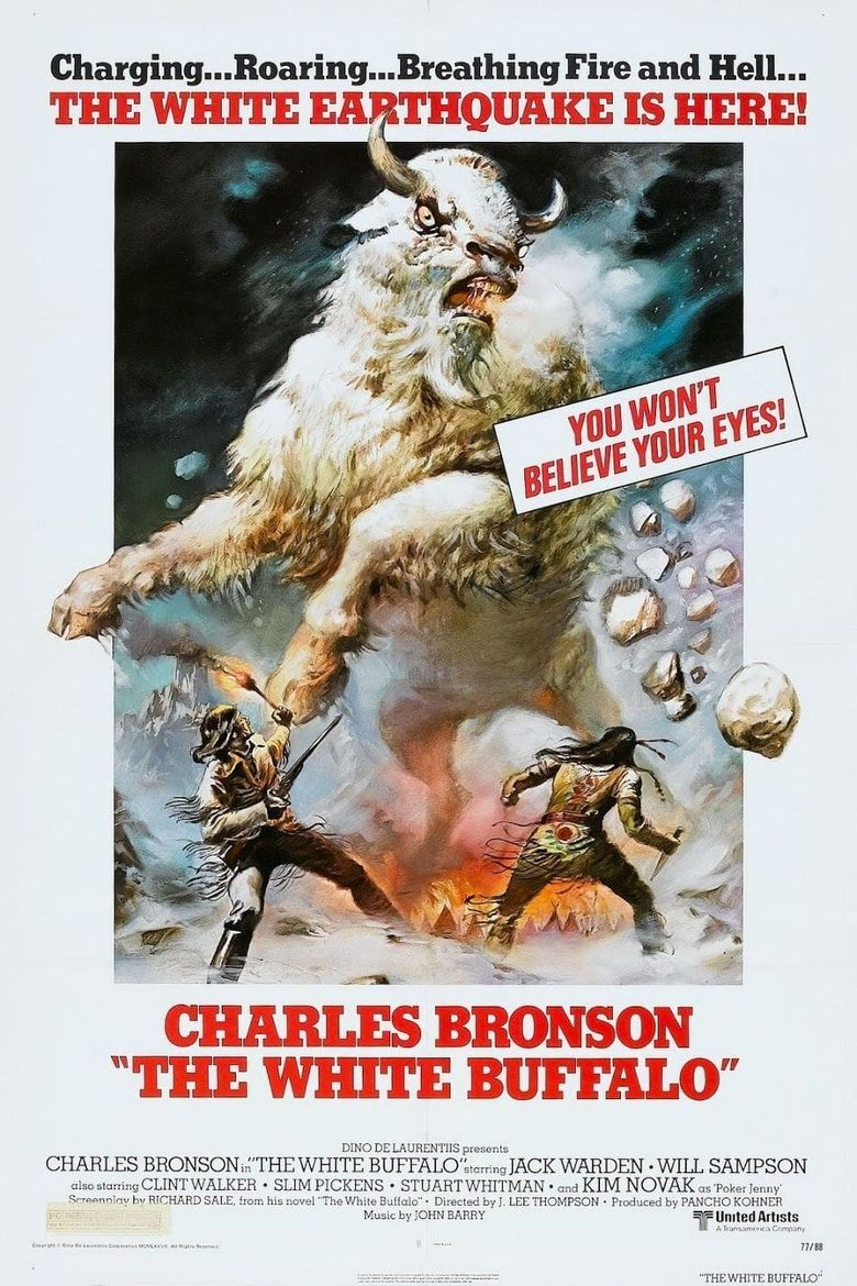 The White Buffalo Poster