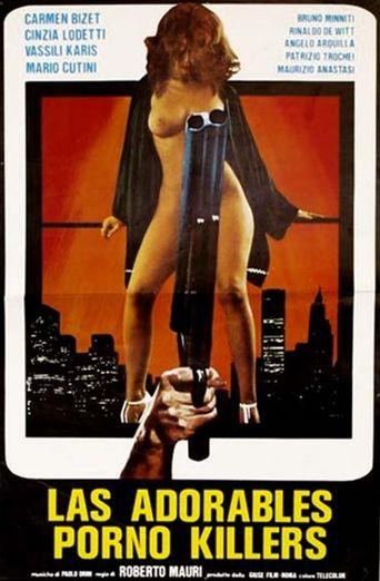 The Porno Killers Poster