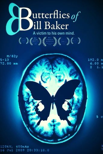 Butterflies of Bill Baker Poster