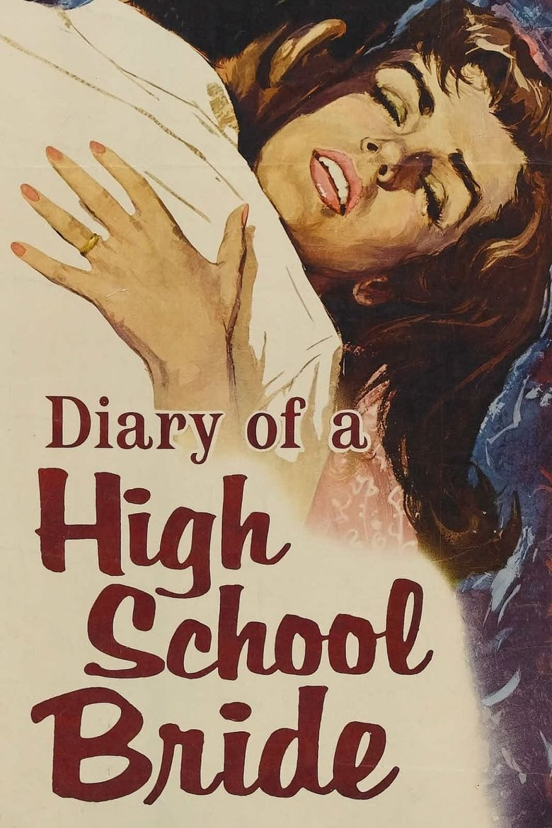 The Diary of a High School Bride Poster