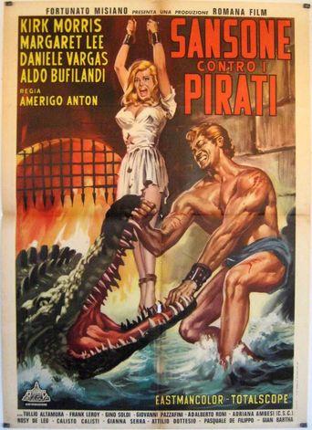 Sansone contro i pirati Poster