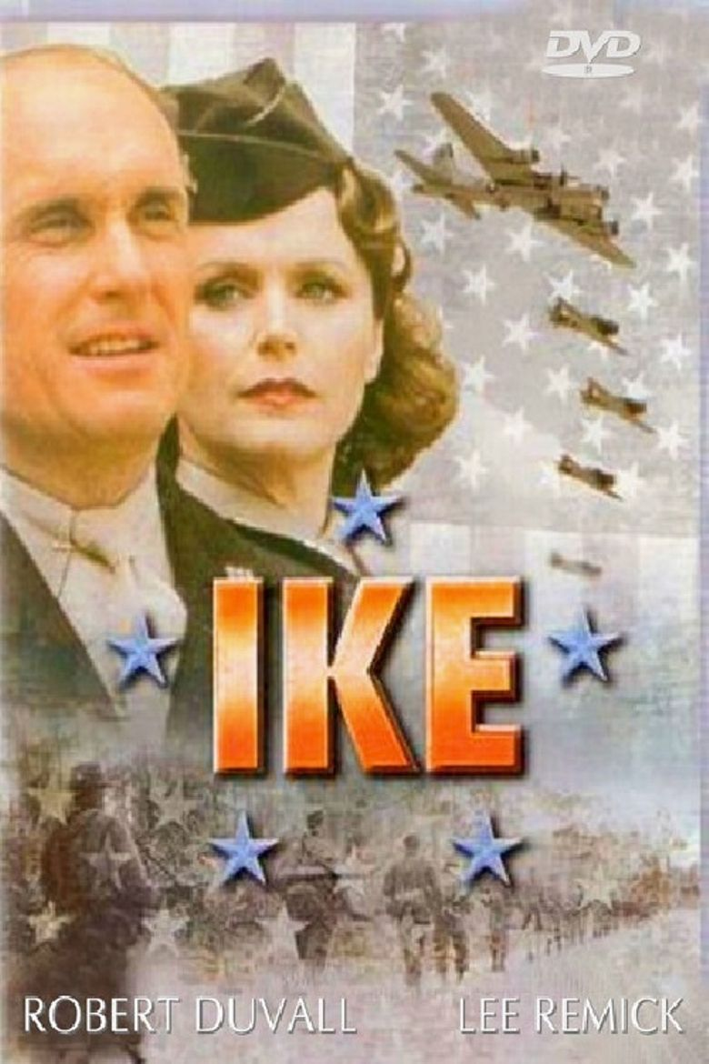 Ike: The War Years Poster