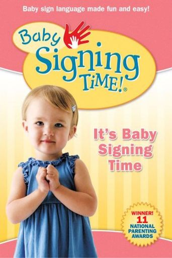 Baby Signing Time Vol. 1: It's Baby Signing Time Poster