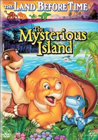 The Land Before Time V: The Mysterious Island Poster