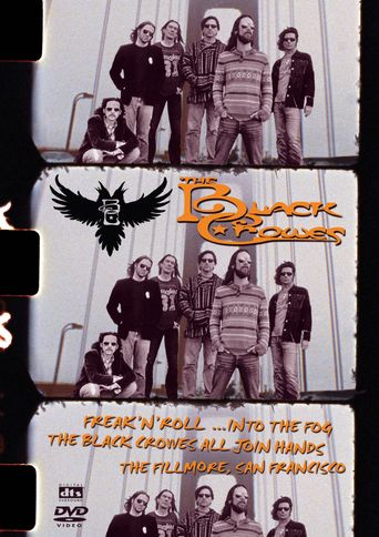 The Black Crowes - Freak 'n' Roll... Into the Fog Poster