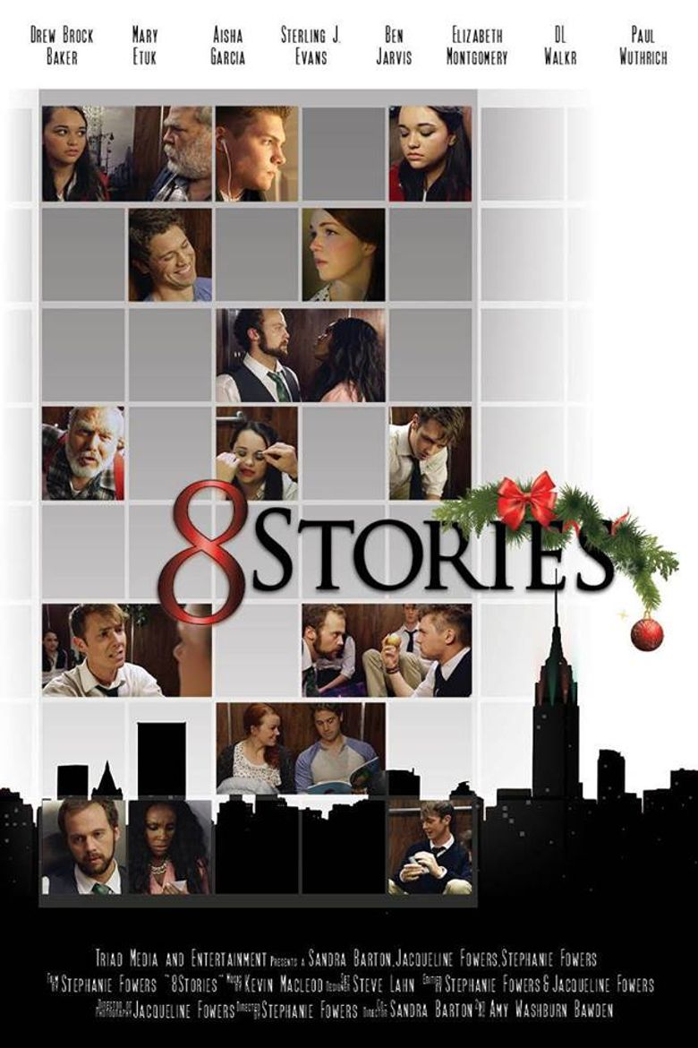 8 Stories Poster