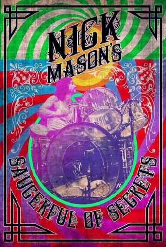 Nick Mason's Saucerful of Secrets - Live At The Roundhouse Poster