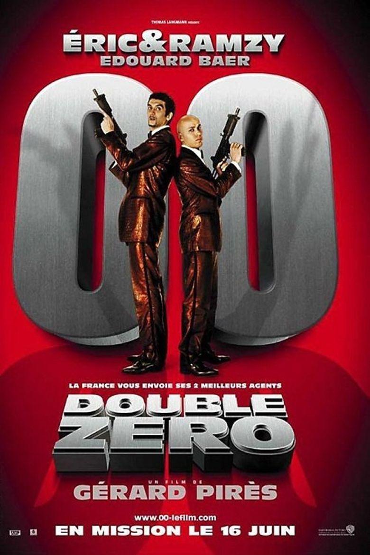 Double zéro Poster