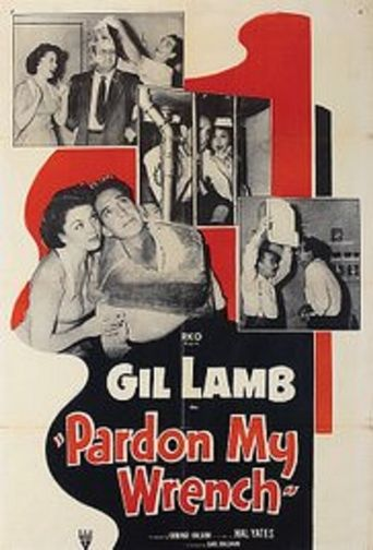 Pardon My Wrench Poster