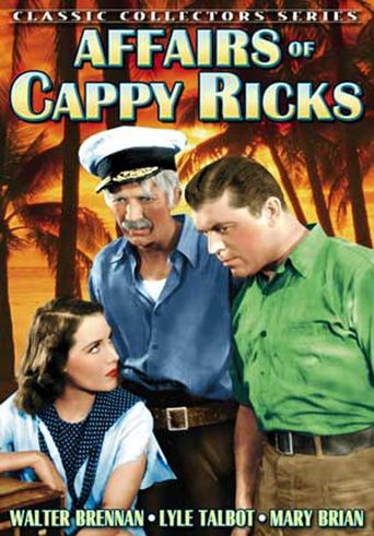 Affairs of Cappy Ricks Poster