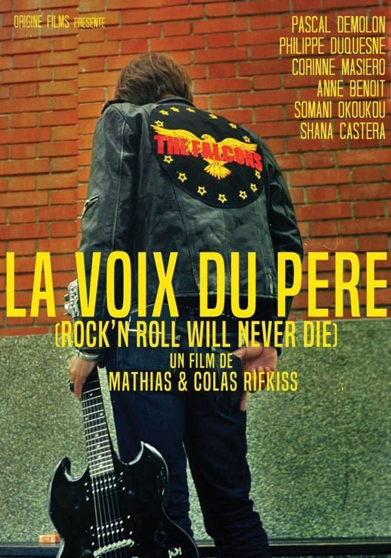 Rock'n'roll Will Never Die Poster