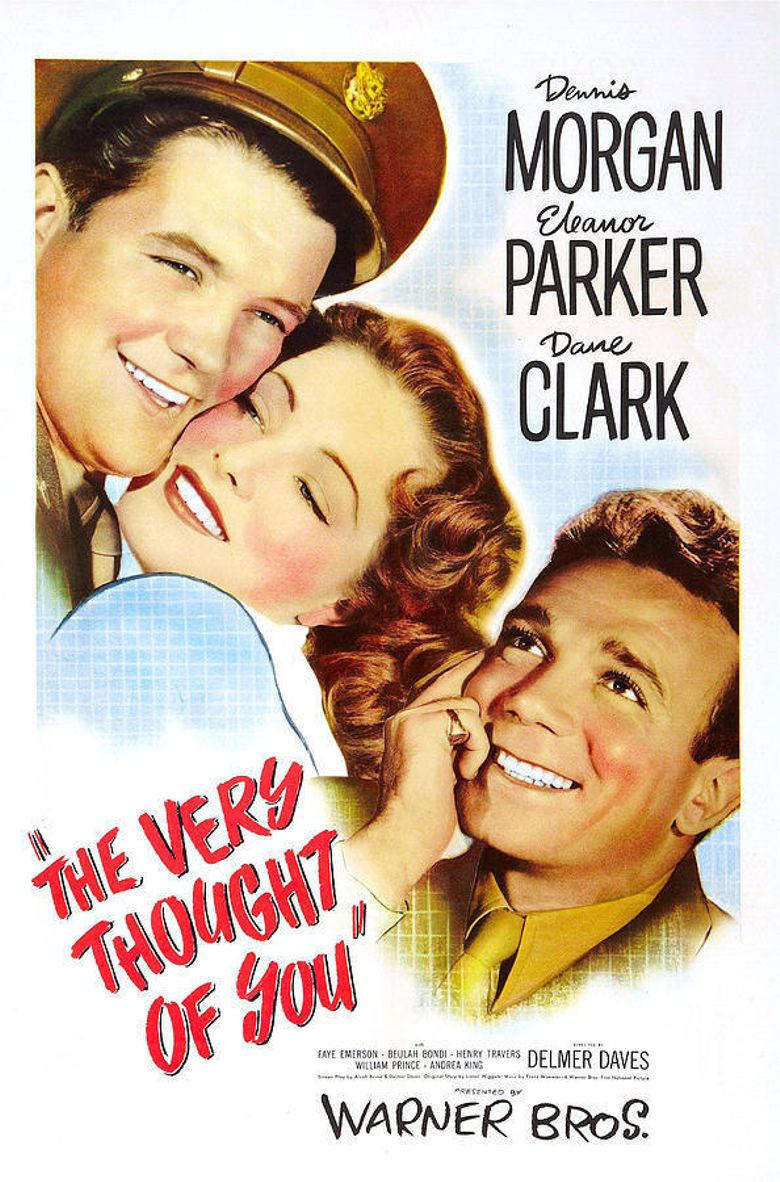 The Very Thought of You Poster