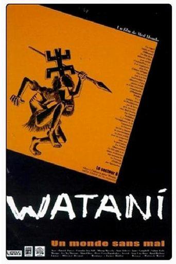 Watani: A World Without Evil Poster