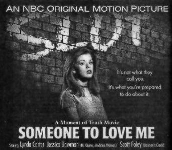 Someone to Love Me Poster