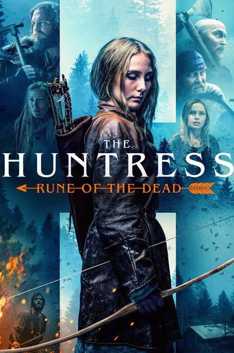 The Huntress: Rune of the Dead Poster