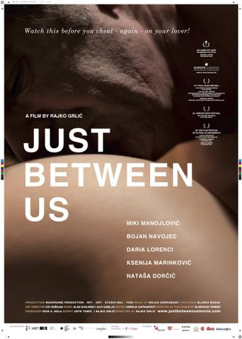 Just Between Us Poster