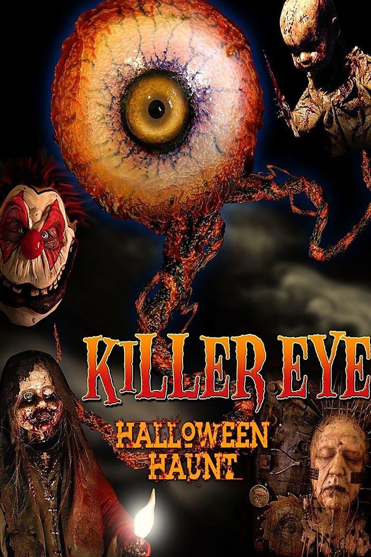 Killer Eye: Halloween Haunt Poster