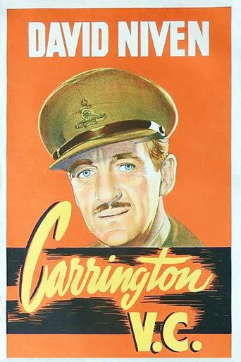 Carrington V.C. Poster