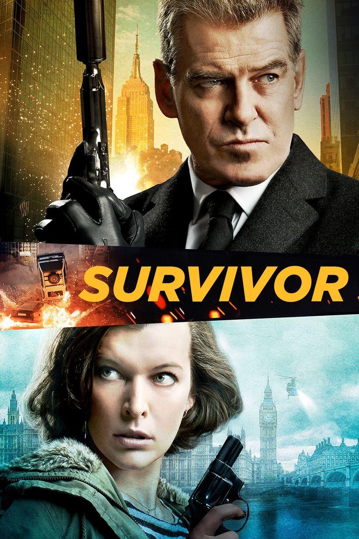 Survivor Poster