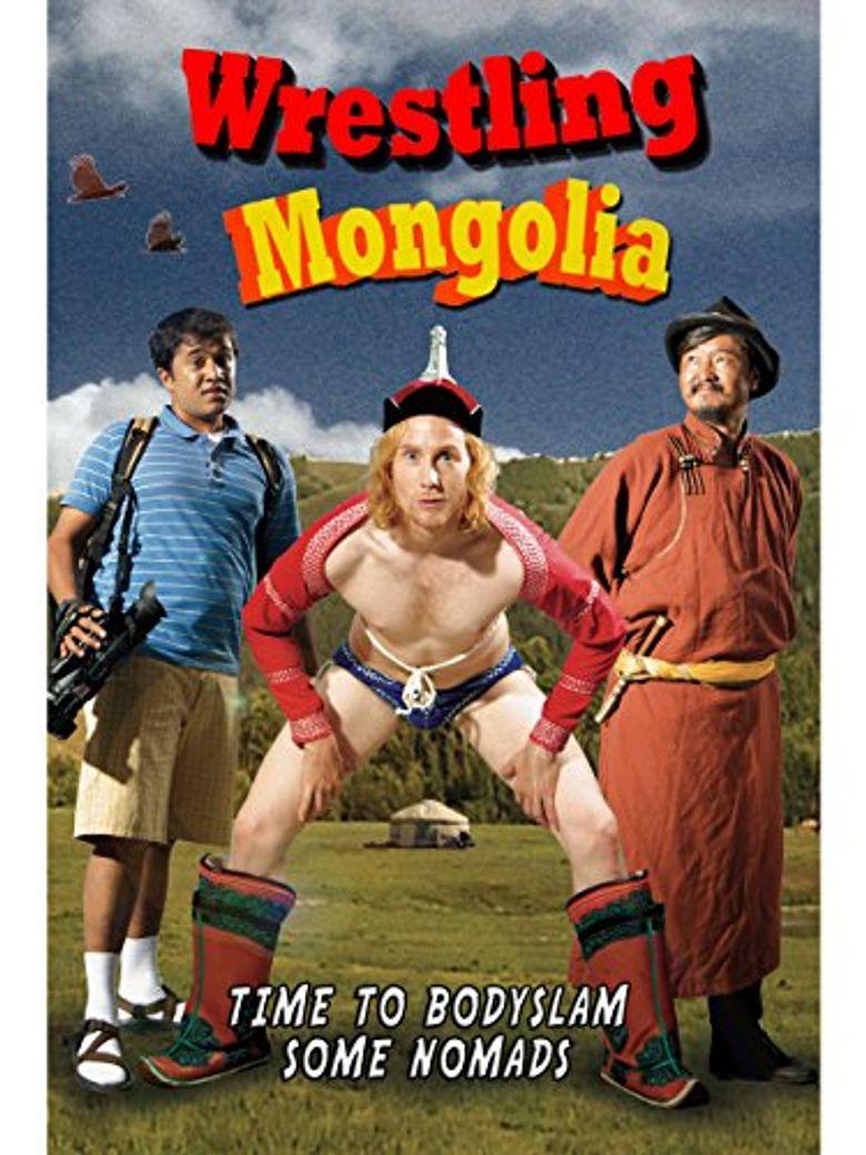Wrestling Mongolia Poster
