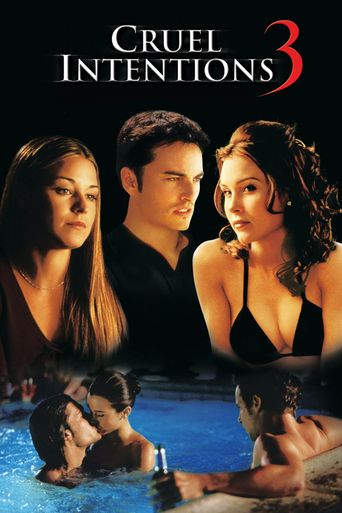 Cruel Intentions 3 Poster