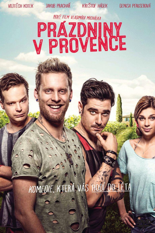 Prázdniny v Provence Poster
