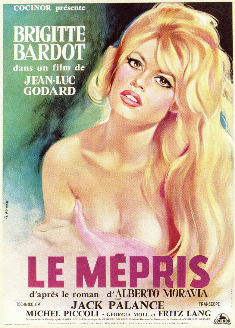 Contempt Poster
