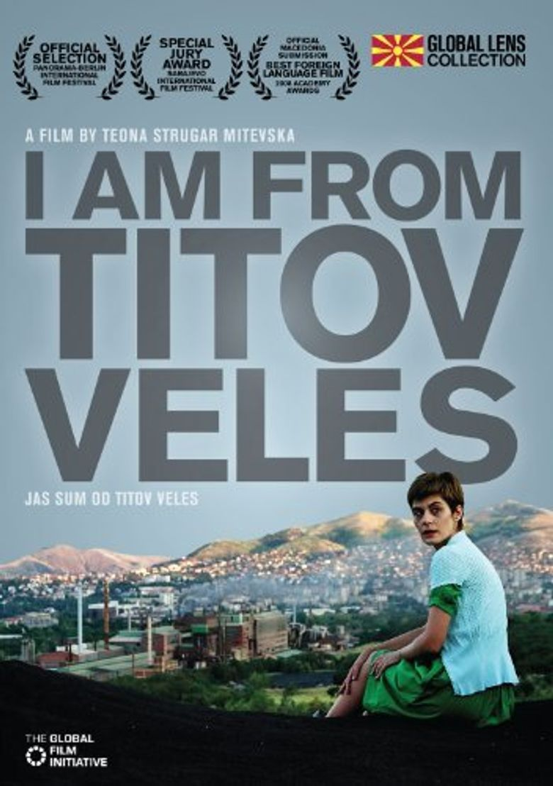 I am from Titov Veles Poster
